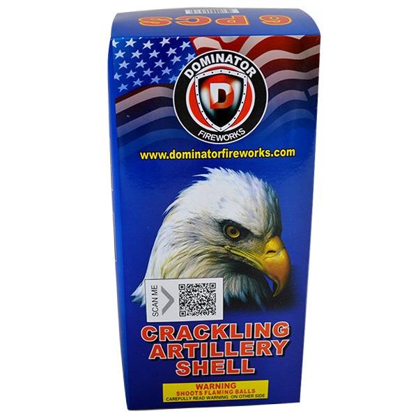 Crackling Premium Artillery
