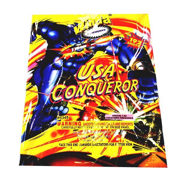 USA Conqueror