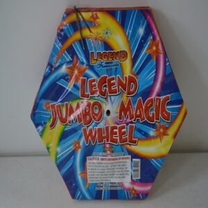 Jumbo Magic Wheel