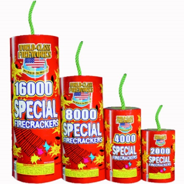 Special Firecrackers