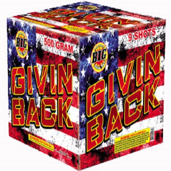 Givin Back