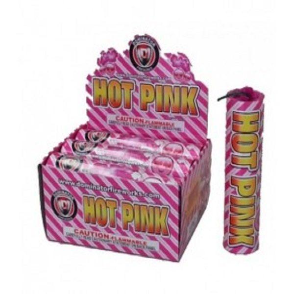 Hot Pink Mega Smoke