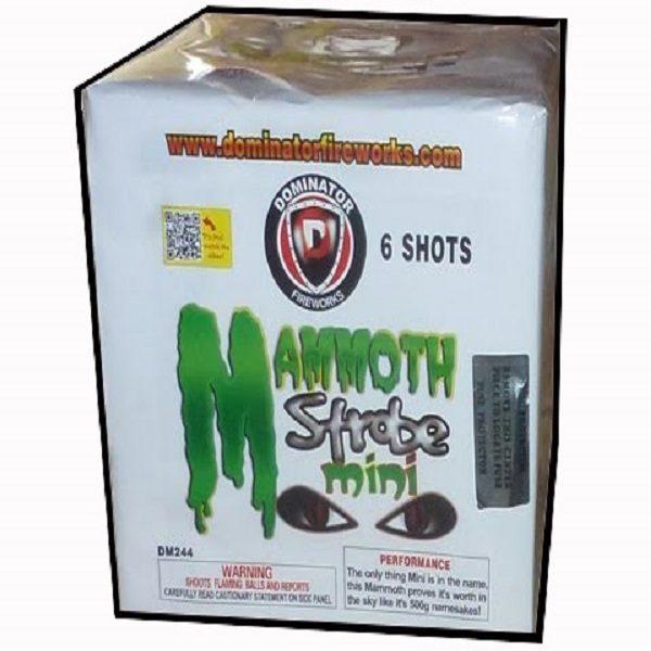 Mini Mammoth Strobe