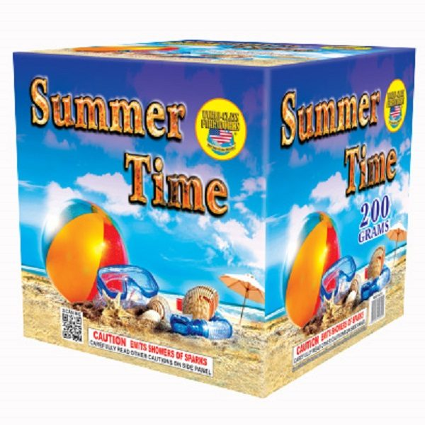 Summer Time Fountain