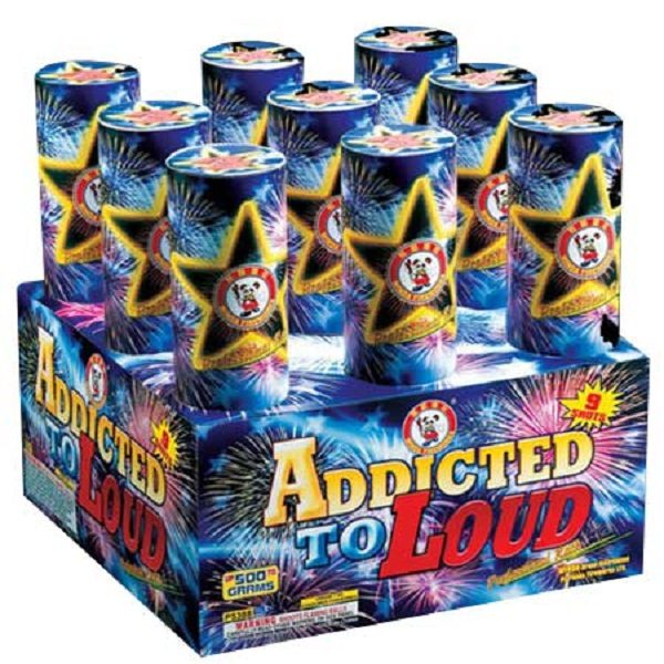 Addicted to Loud