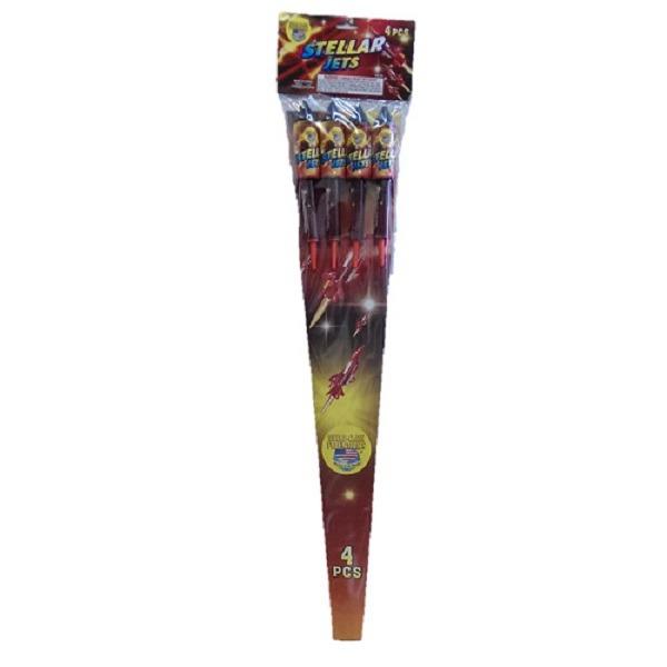 Stellar Jet Rockets
