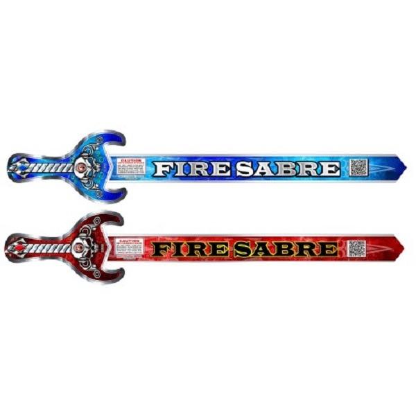 Fire Saber Hand Held Sword