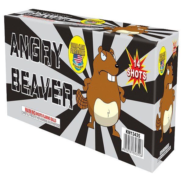 Angry Beaver