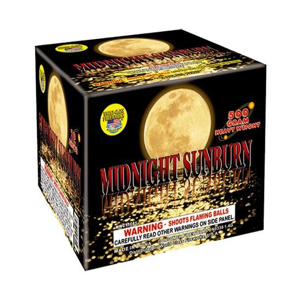 Midnight Sunburn
