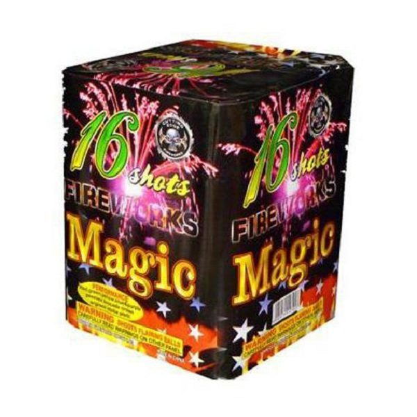 Fireworks Magic