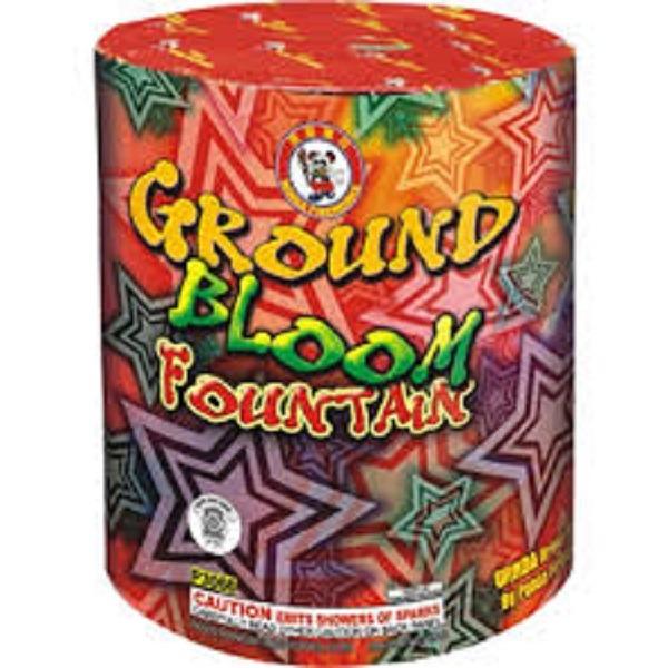 Ground Bloom Fountain