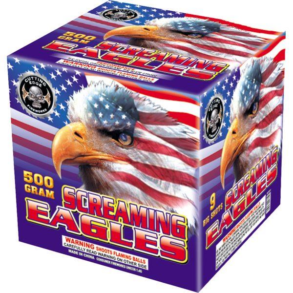 Screaming Eagles