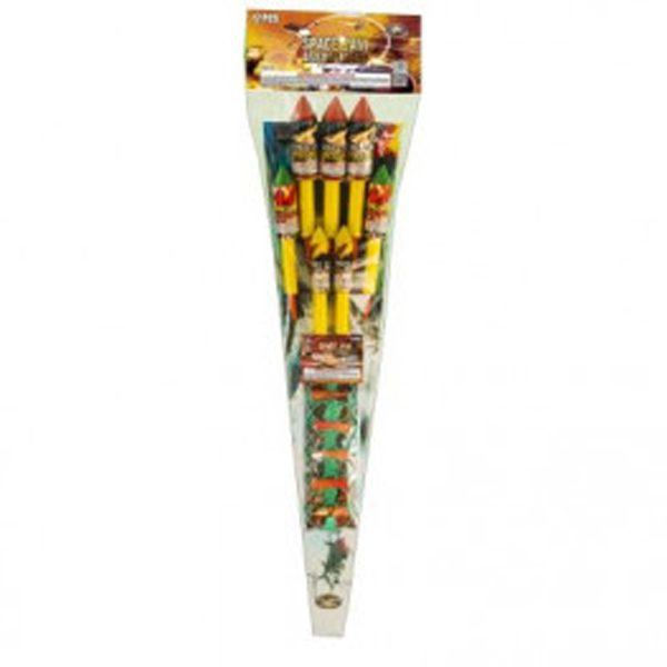 Space Jam Rockets