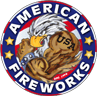 American Fireworks Logo - Small